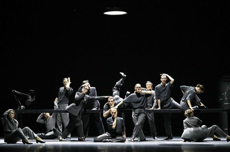 Scapino Ballet Rotterdam - Cathedral