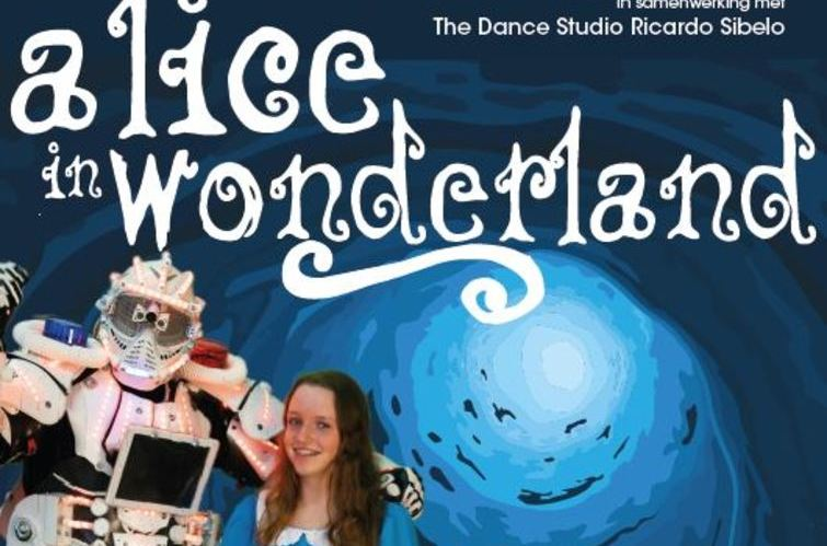 The Dance Studio Ricardo Sibelo - ALICE IN WONDERLAND