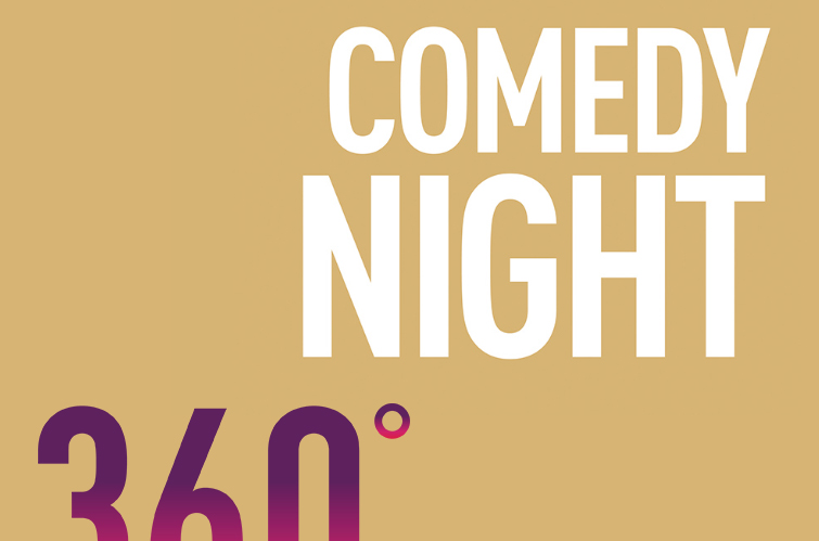 360° Comedy Night - Lachend het weekend in!