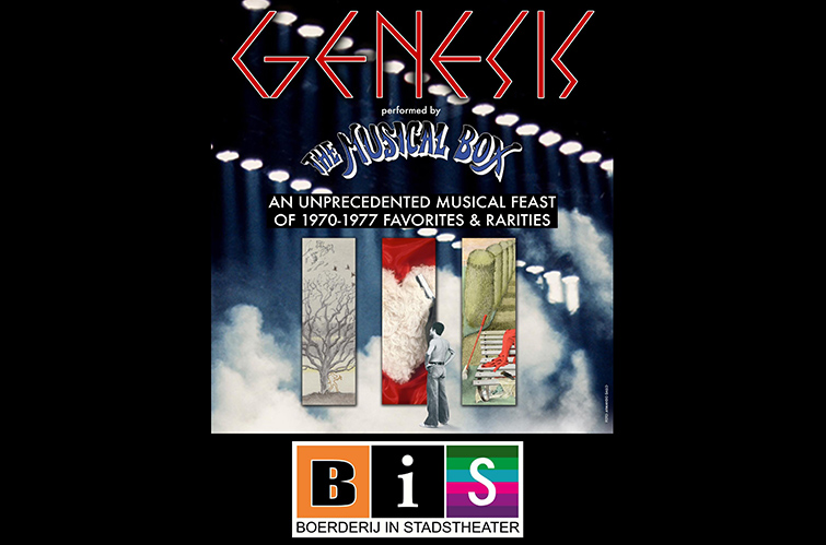 A Genesis Extravaganza - The Musical Box - BIS-concert