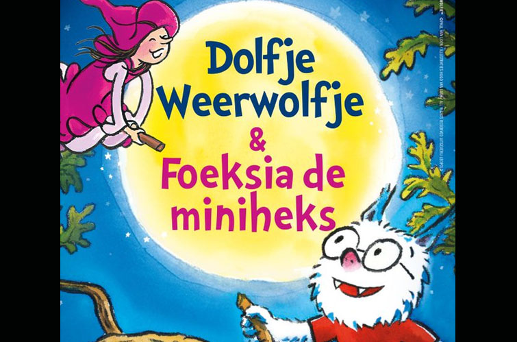 Dolfje Weerwolfje 6+ - Familiemusical (try-out)